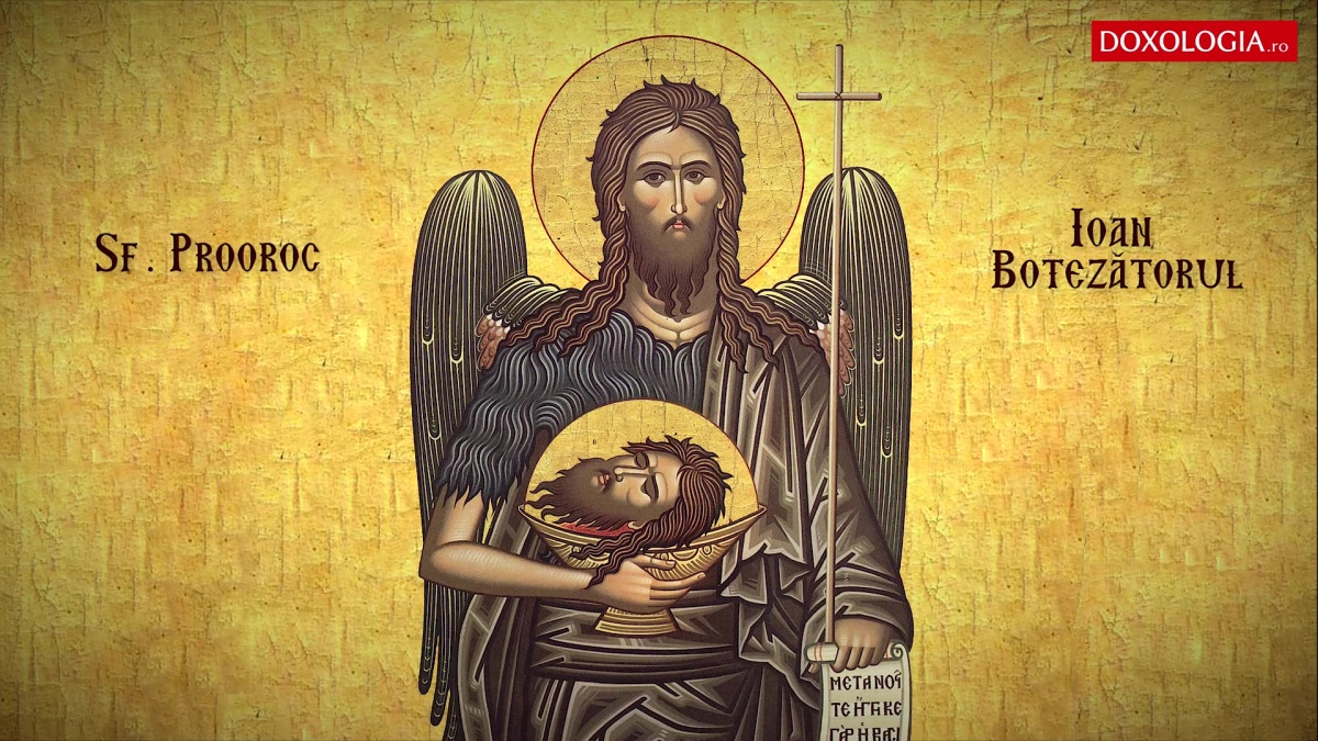 Divine Liturgy - Beheading of the Holy Glorious Prophet, Forerunner and Baptist John